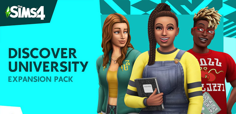 The Sims 4 Discover University Download Free